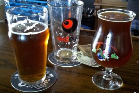 Madison Craft Beer Week 2012, round 1
